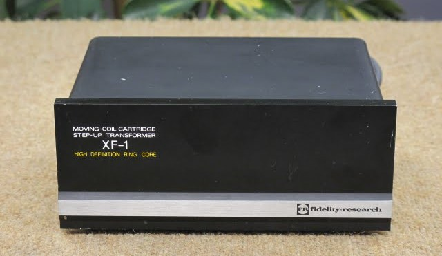 Rare Opportunity to Grab a Fidelity Research XF-1M Step-Up Transformer