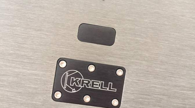 Fully Restored Krell KSA-150 Class-A Amplifier for Sale in Near-Mint Condition