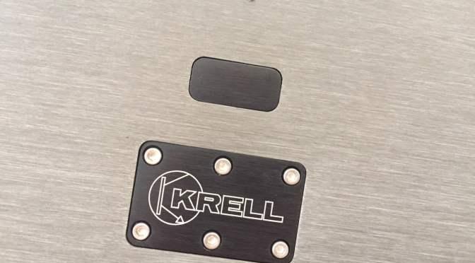 Fully Restored Krell KSA-150 Class-A Amplifier for Sale in Near-Mint Condition