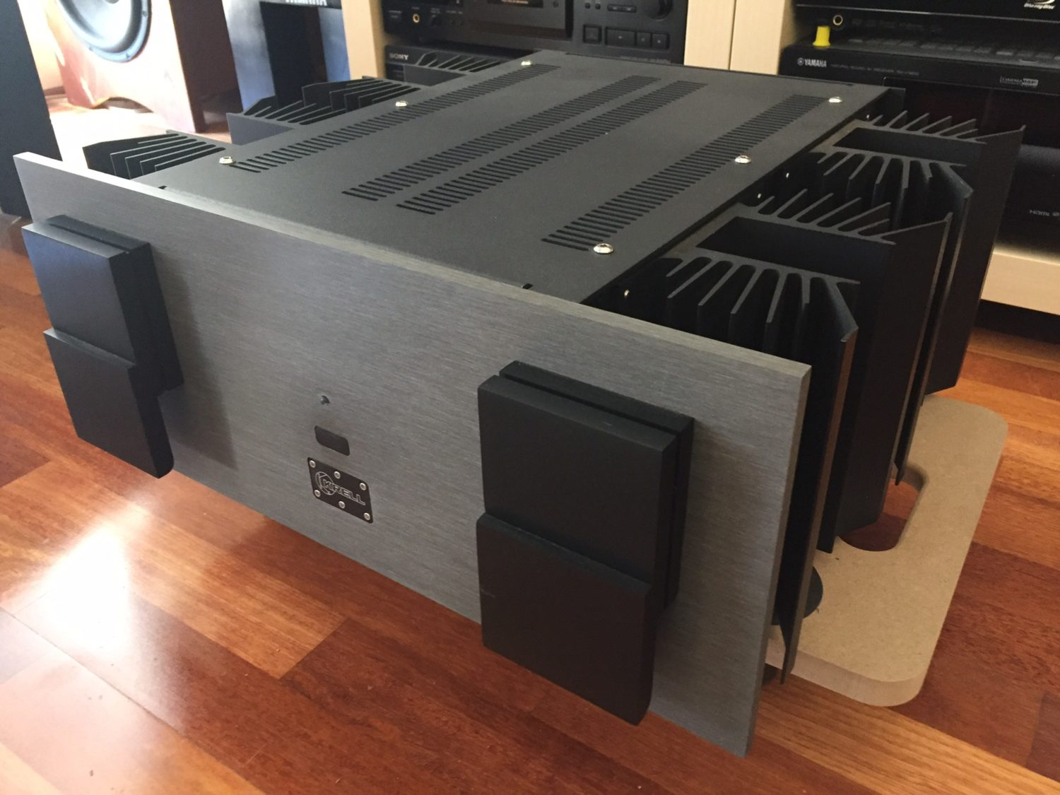 Krell KSA-150 Amplifier Repair & Restoration