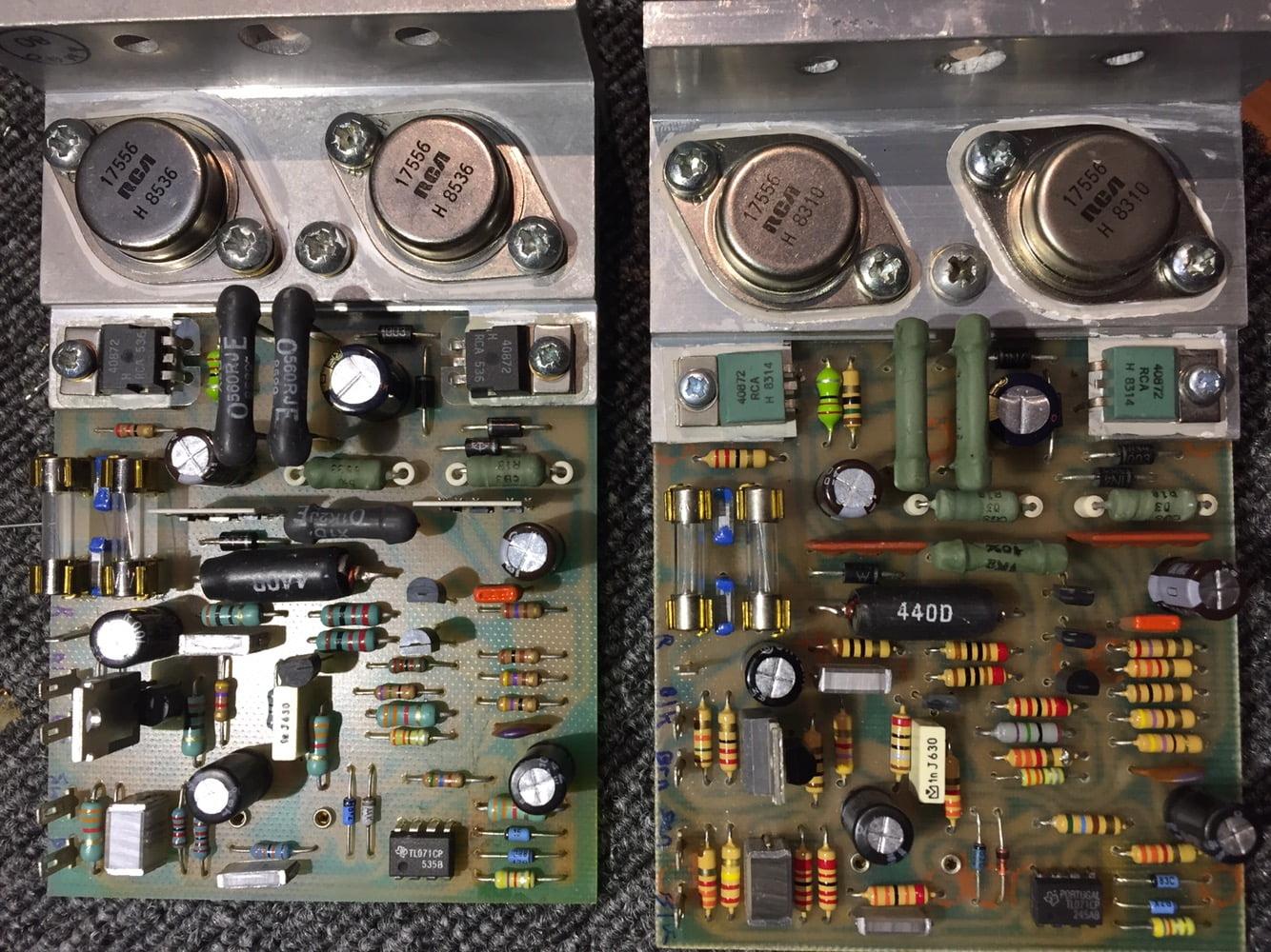 Classic Quad 405-2 Amplifier Restoration