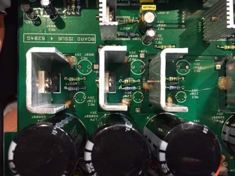 img_6627 Audiolab 8000Q Preamplifier Repair
