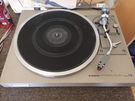 img_6779 Pioneer PL-514 Turntable Service - An Affordable Gem