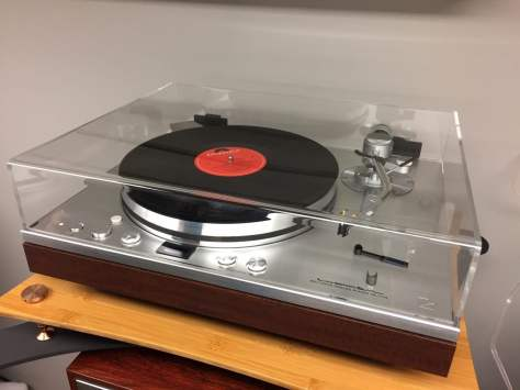 img_7403 Luxman PD-171A Turntable On-Site Installation - Luxman Super-System!