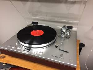Luxman PD-171A Turntable Set-Up & Installation