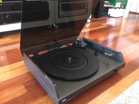 img_8211 Lovely NAD 5120 Belt Drive Turntable for Sale