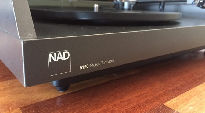 Lovely NAD 5120 Belt Drive Turntable for Sale