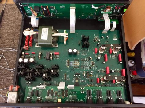 img_8342 McIntosh C220 Preamplifier Repair