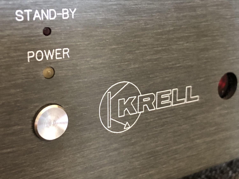 Krell KAV-300i Integrated Amplifier Repair & Restoration