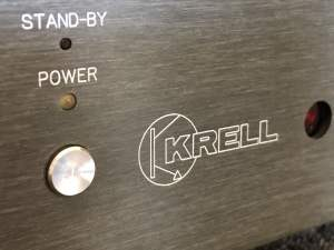 Krell KAV-300i Integrated Amplifier Repair & Restoration