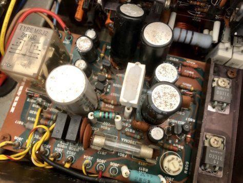 img_9184 Marantz 2330 Monster Receiver Restoration & Repair