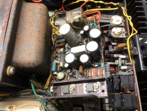 img_9185 Marantz 2330 Monster Receiver Restoration & Repair