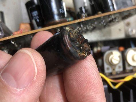 img_9186 Marantz 2330 Monster Receiver Restoration & Repair