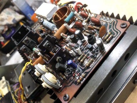 img_9222 Marantz 2330 Monster Receiver Restoration & Repair