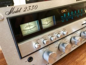 Marantz 2330 Monster Receiver Restoration & Repair