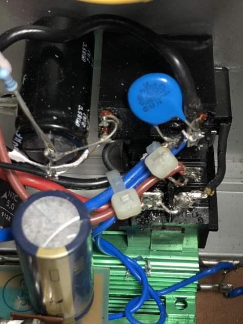 img_9580 New Hi-Fi Repair Hall of Shame Dedicated to Bad Repairs