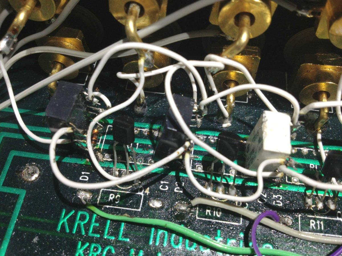 Krell destruction