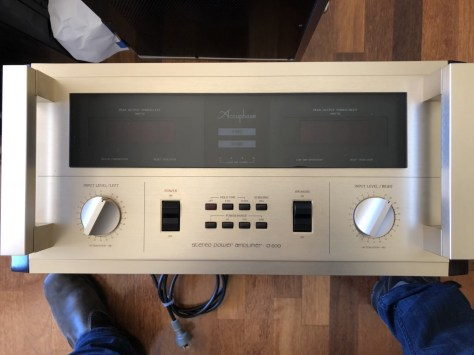 img_0183 Accuphase P-600 Monster Stereo Power Amplifier Voltage Conversion