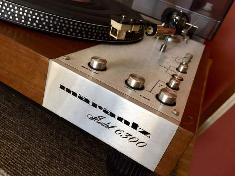 img_6214 Marantz Model 6300 Turntable Service & Overview