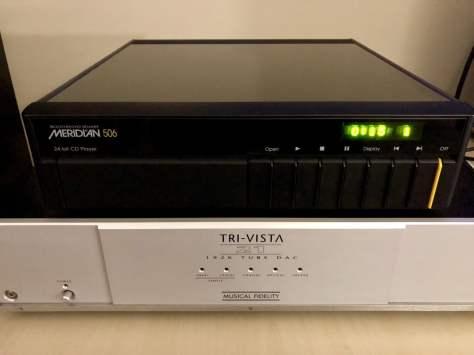 img_9980 Meridian 506.24 CD Player Service & Mystery Fault Repair