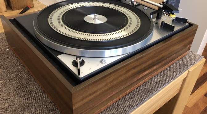 Dual 1219 Idler Drive Turntable Major Service & Repair