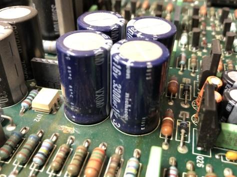 img_1686 Krell KAV-150a Power Amplifier Repair & Restoration