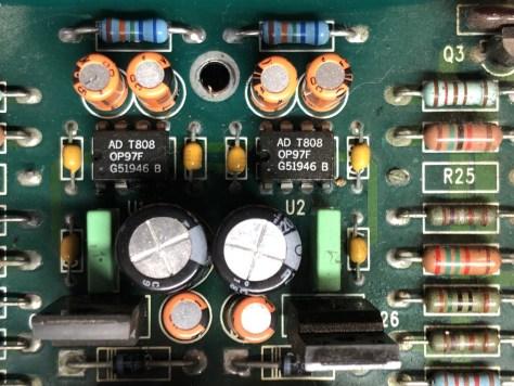 img_1687 Krell KAV-150a Power Amplifier Repair & Restoration
