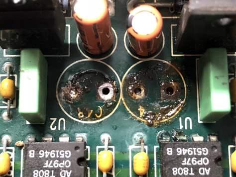 img_1689 Krell KAV-150a Power Amplifier Repair & Restoration