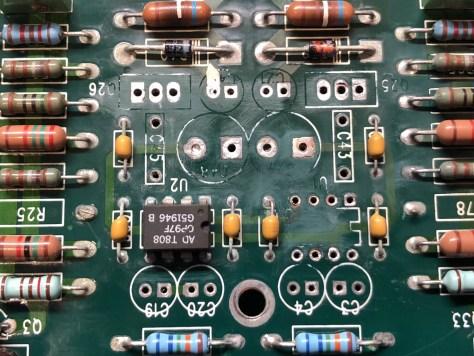 img_1705 Krell KAV-150a Power Amplifier Repair & Restoration