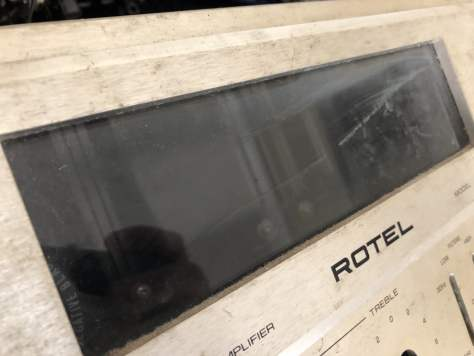 img_1739 Stunning Rotel RA-1412 Amplifier Cleaned, Serviced & for Sale!