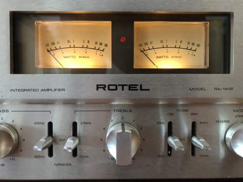 img_1791 Stunning Rotel RA-1412 Amplifier Cleaned, Serviced & for Sale!