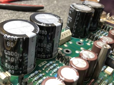 img_1799 Krell KAV-150a Power Amplifier Repair & Restoration