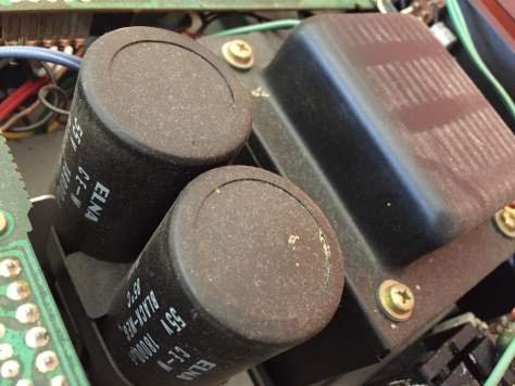 img_5571 Marantz 1152DC Integrated Amplifier Repair & Restoration