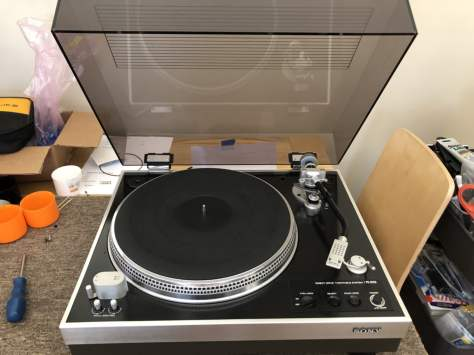 img_2248 Stunning Sony PS-8750 Turntable Repair, Service, Upgrade & Review