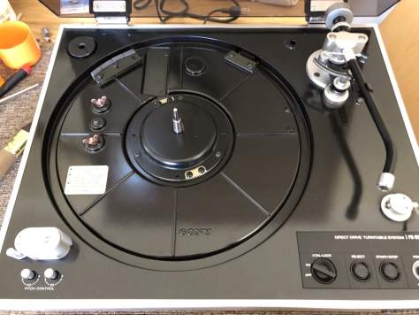 img_2403-1 Stunning Sony PS-8750 Turntable Repair, Service, Upgrade & Review