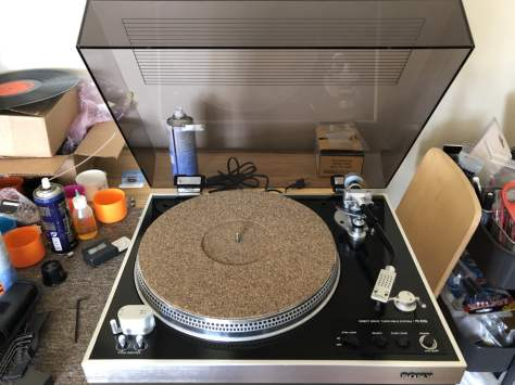 img_2426 Stunning Sony PS-8750 Turntable Repair, Service, Upgrade & Review