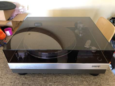 img_2588 Stunning Sony PS-8750 Turntable Repair, Service, Upgrade & Review