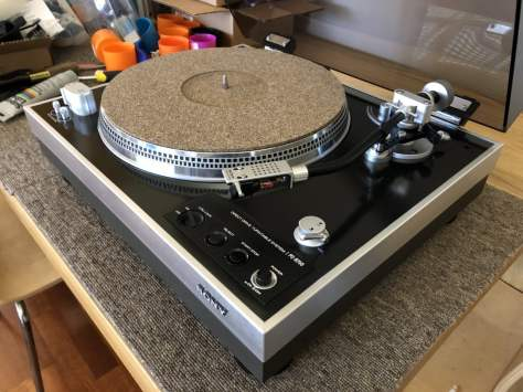 img_2593 Stunning Sony PS-8750 Turntable Repair, Service, Upgrade & Review
