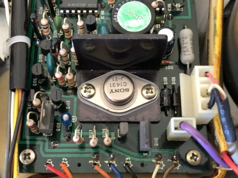 img_2597 Stunning Sony PS-8750 Turntable Repair, Service, Upgrade & Review