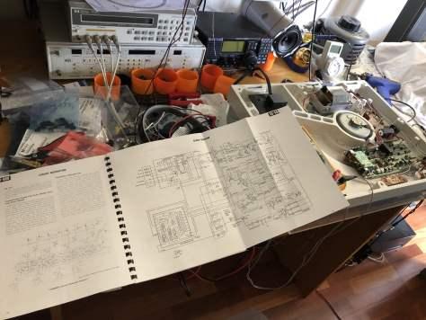 img_2297 Iconic Kenwood KD-650 Turntable Repair & Review