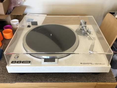 img_2329 Iconic Kenwood KD-650 Turntable Repair & Review