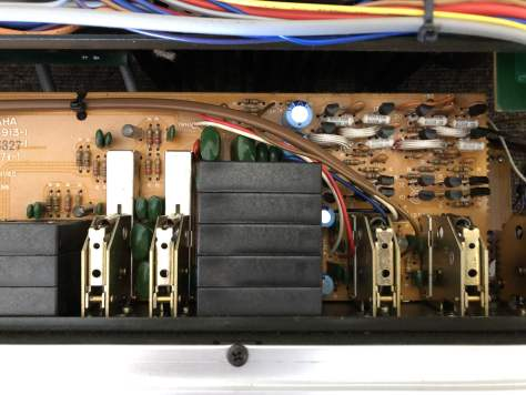 img_2813 Beautiful Yamaha CA-2010 Integrated Amplifier Repair & Restoration