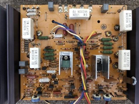 img_2909 Beautiful Yamaha CA-2010 Integrated Amplifier Repair & Restoration