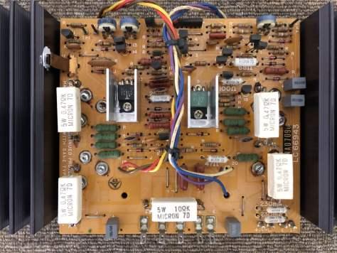 img_2912 Beautiful Yamaha CA-2010 Integrated Amplifier Repair & Restoration