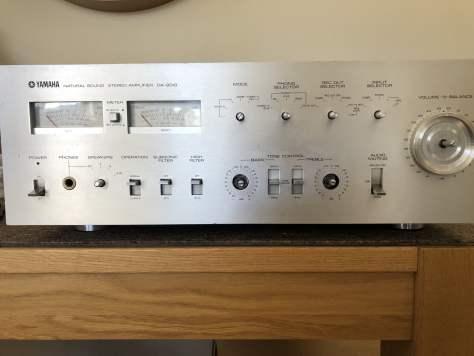 img_2944 Beautiful Yamaha CA-2010 Integrated Amplifier Repair & Restoration