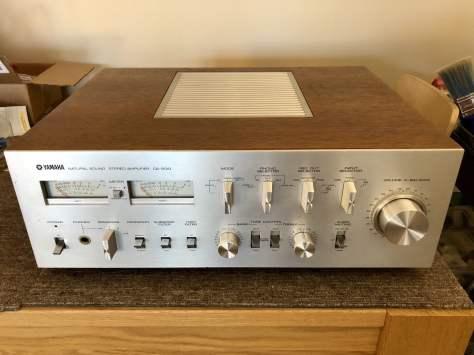 img_2955 Beautiful Yamaha CA-2010 Integrated Amplifier Repair & Restoration