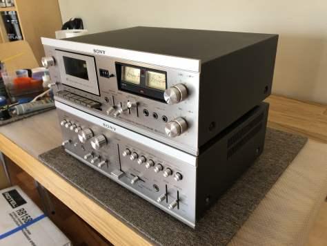 img_3391 Beautiful Vintage Sony Hi-Fi System Service