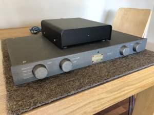 Krell PAM-7 Class-A Preamplifier Repair & Overhaul