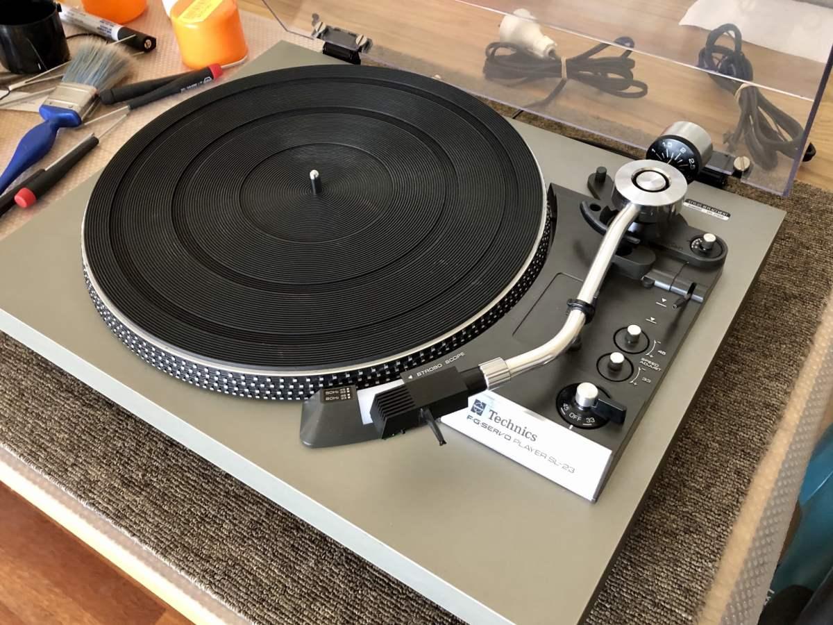 Technics SL-23