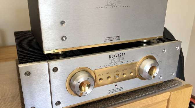 Musical Fidelity NuVista M3 Amplifier Repair & Service